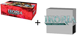 MTG Magic The Gathering Ikoria Lair of Behemoths Booster Box & Bundle