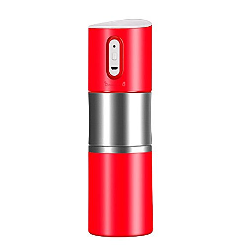 Portable Coffee Grinder,USB Rechargable Automatic Espresso Machine Mini Stainless Steel Coffee Maker Bean Grinder for Home,Office,Travel,Outdoor