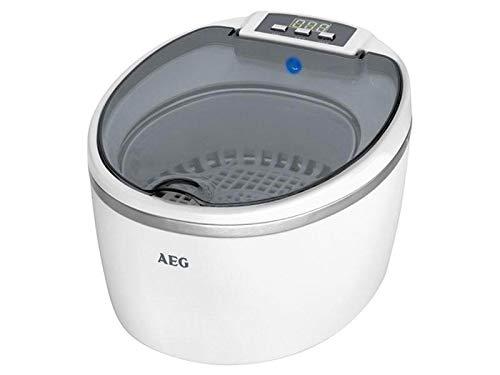 1x - Ultrasonic Cleaner AEG USR 5659 bianco - Qualità COOLMINIPRIX®