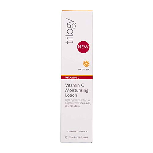 Trilogy Vitamin C Moisturizing Lotion, 50 ml