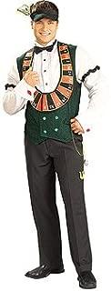 Vegas Casino Croupier - Poker Night Lifesize Cardboard Cutout / Standee / Standup