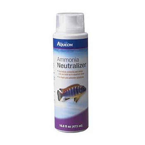 Aqueon Aquarium Ammonia Neutralizer, 16-Ounce
