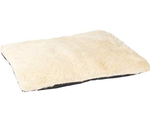 ImmerGlück Flauschiges Hundekissen Luxury Hundebett Katzenbett Kuscheliges Haustierbett komfortabel weich gemütlich