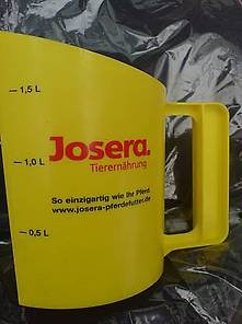Josera Messbecher Pferd