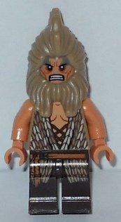 LEGO El Señor De Los Anillos: Beorn Minifigura