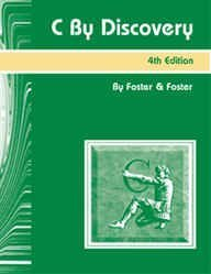 C By Discovery (4th Edition)