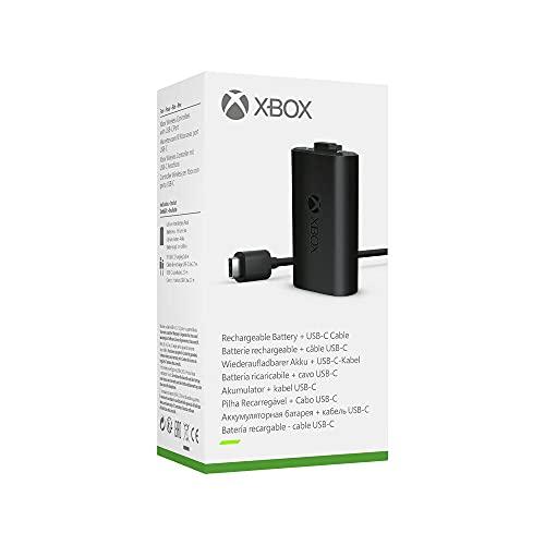 Xbox Play y Kit de carga USB