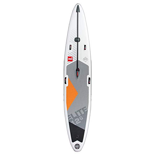 Red Paddle Elite 12'6' MSL Sup, Adultos Unisex, Multicolor, Talla única