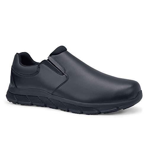 Shoes for Crews 41439-43/9 CATER II HERREN Rutschhemmende Sneaker, Herren, Größe 43 EU, Schwarz