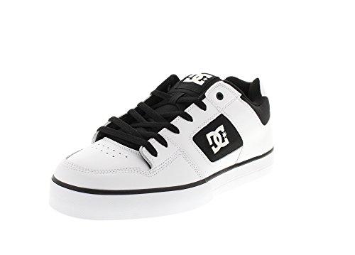 DC Shoes - Skateboardschuhe in White Black White, Größe 53.5 EU
