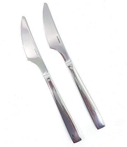 2tlg. Set Steakmesser Sambonet Edelstahl