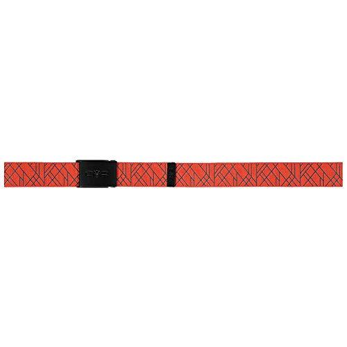 CMP Man Belt Elastischer Gürtel 118 cm, 6595110, Orange, 6595110 118 cm