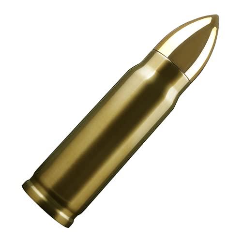Goetland Acero inoxidable 304 17 oz 500 ml Bullet Tumbler botella de agua con aislamiento al vacío taza de viaje frascos sin logotipo dorado