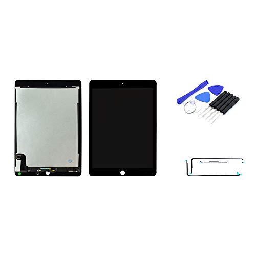 kaputt.de Display schwarz (9,7 Zoll) für iPad Air 2   IPS LCD Bildschirm inkl. DIY Reparatur-Set