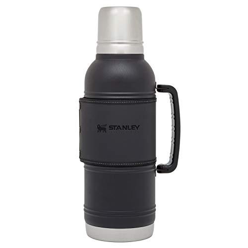 STANLEY(スタンレー) レガシー真空ボトル 1.9L マットブラック 保冷 保温 水筒 おうちカフェ アウトドア 保証 09839-005 (日本正規品)