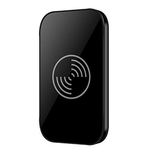 Qi draadloze oplader USB-oplaadpad vervangen voor iPhoneX/XS/XR Samsung S9 draagbare telefoon draadloze oplader