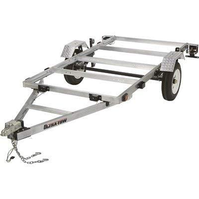 Ultra-Tow 4ft. x 8ft. Folding Aluminum Utility Trailer Kit - 1170-Lb. Load...