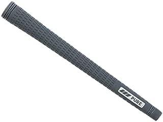Grips4less New Pure Grips Pure Pro Titanium Grey (Choose Size) 13pc Bundle