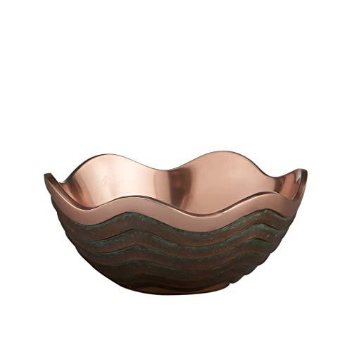 """Nambe Copper Canyon Bowl, 4.5"""" (MT0194)…"""
