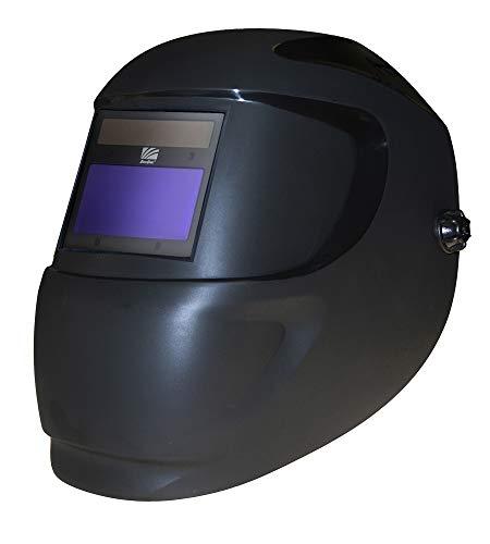 ARCONE 4500V-0100 Carrara Ultra-Light Weling Helmet with 4500V Auto-Darkening Lens, Black