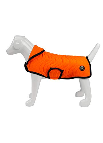 SPOOKS Dog Coat Classic - DE (Farbe: orange; Größe: M)
