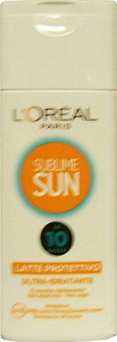 Sublime Sun Lait Protecteur ultra-idratante Blanc FP10 200 ml