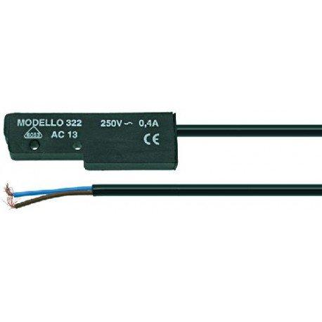 Puce MICROINTERRUTTORE Magnetico STEM E530 1C CODICE: 3240138