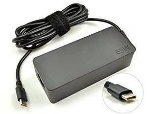 New Genuine Lenovo ThinkPad 65 Watt 20V 3.25A Type-C USB AC Adapter ADLX65YDC2A