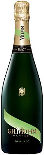 G.H. Mumm Cordon Rouge, Demi Sec Brut Champagne, 75 cl