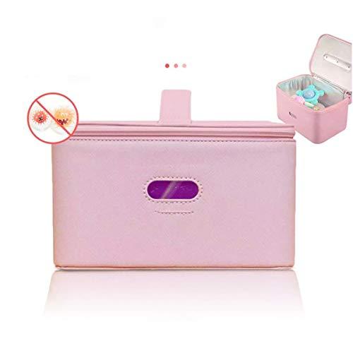 UV-Desinfektion Taschen Wasserdicht UV-Sterilisator Box Reisen Sterilisation Bag für Babyflasche Unterwäsche Zahnbürste Beauty-Tools Schmuck