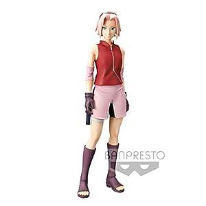 Banpresto- Grandista Naruto Estatua Sakura, Multicolor (39765) 3