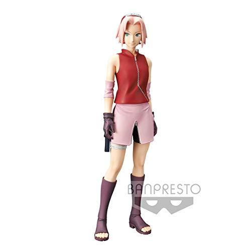 Banpresto 75530009310 Haruno Sakura Figur, Mehrfarbig