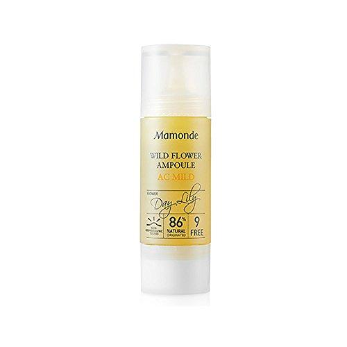 Mamonde Wild Flower Ac Mild Ampoule 20Ml For Acne Skin 9 Free 86% Natural Originated