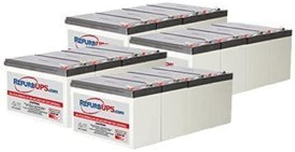 APC Smart-UPS 5000 Rack Mount (SU5000RMT5U) Compatible Replacement Battery Kit