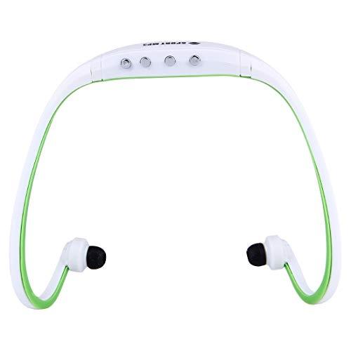 Noise Cancelling koptelefoon SH-W3 leven waterdicht sweatproof stereo sport hoofdtelefoon oortelefoon in-oor hoofdtelefoon hoofdtelefoon met micro-SD/TF-kaart, voor smartphones & IPad & laptop & notebook & MP3 of, Color6