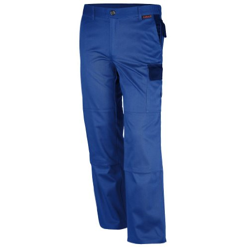 Qualitex Image-Bundhose Mischgewebe 65% Baumwolle 35% Polyester 3104/4-0 48,Kornblau/Marine