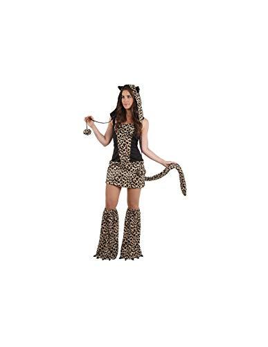 DISBACANAL Disfraz de tigresa Sexy - -, M