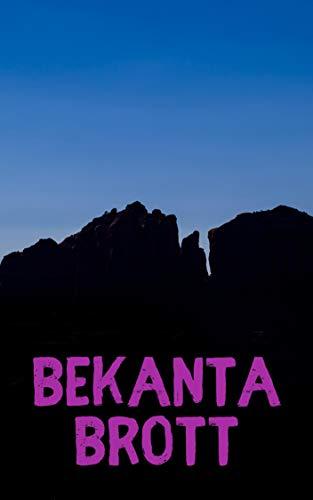 Bekanta brott (Swedish Edition)