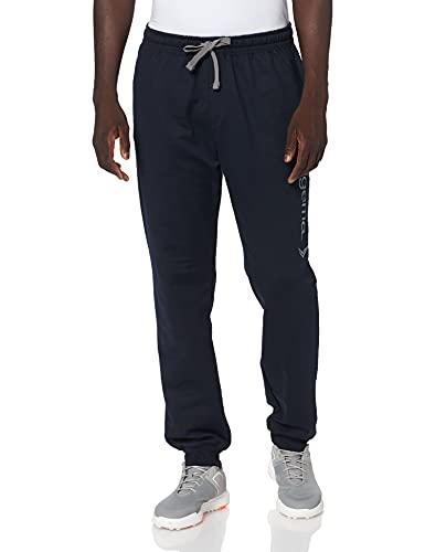 Trigema 674126618 Pantalon de Sport, Bleu Marine (046), M Homme