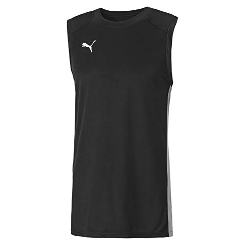 PUMA Herren Basketball Trikot Puma Black S