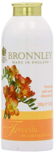 Bronnley Freesia Talkumpuder 100 g