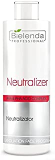 BIELENDA Professionele neutralisator zuur 200 ml neutralisator vruchtzuur peeling tegen acne littekens rimpels