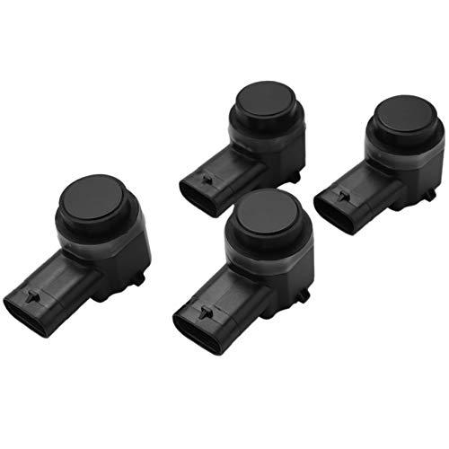 WOVELOT Sensor de Aparcamiento PDC de 4 Piezas para Mercedes W211 W219 W203 W204 W221 2215420417 A2215420417