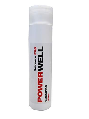 Powerwell Anti-Yellow Shampoo, 200 ml