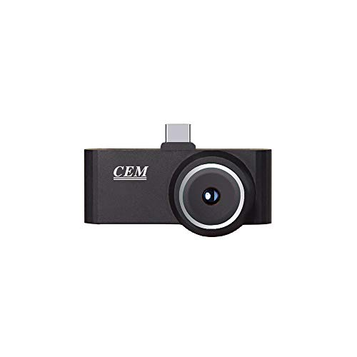 CEM T-10 Misco-USB Type C Professional Grade Thermal Camera for Smartphones