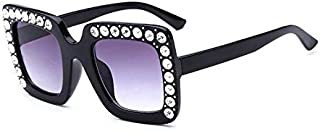 Sunglasses Fashion Accessories UV Protection Children's Sunglasses Large Framed Diamond Children's Sunglasses High-Grade R...