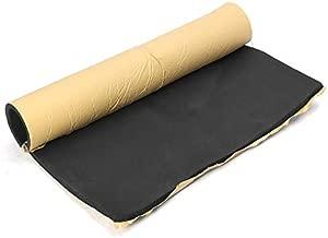 panel ac/ústico de absorci/ón de sonido ac/ústico accesorios de tratamiento 15x2.5cm blanco 5 esponjas hexagonales insonorizadas ign/ífugas de espuma para estudio