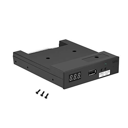 Lazmin SFRM72-TU100K 3,5'USB-Diskettenlaufwerk-Emulator, 720 KB Disketten-USB-Laufwerk für industrielle Controller