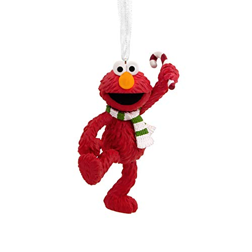 Hallmark Christmas Ornaments, Sesame Street Elmo Ornament