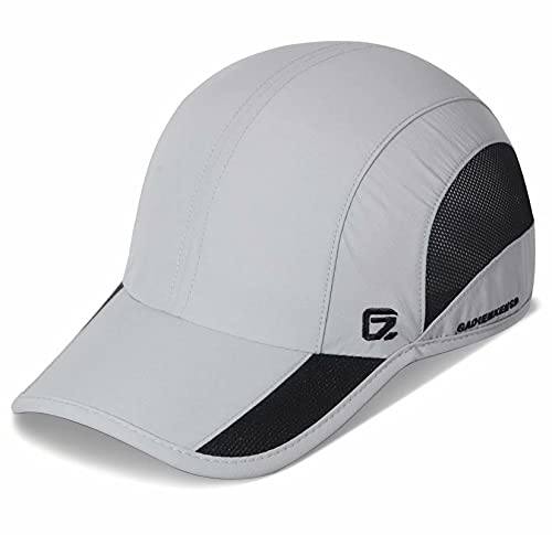 GADIEMKENSD Quick Dry Sports Hat Lightweight Breathable Soft Outdoor...
